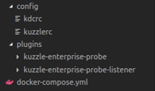 Config-Kuzzle-plugins