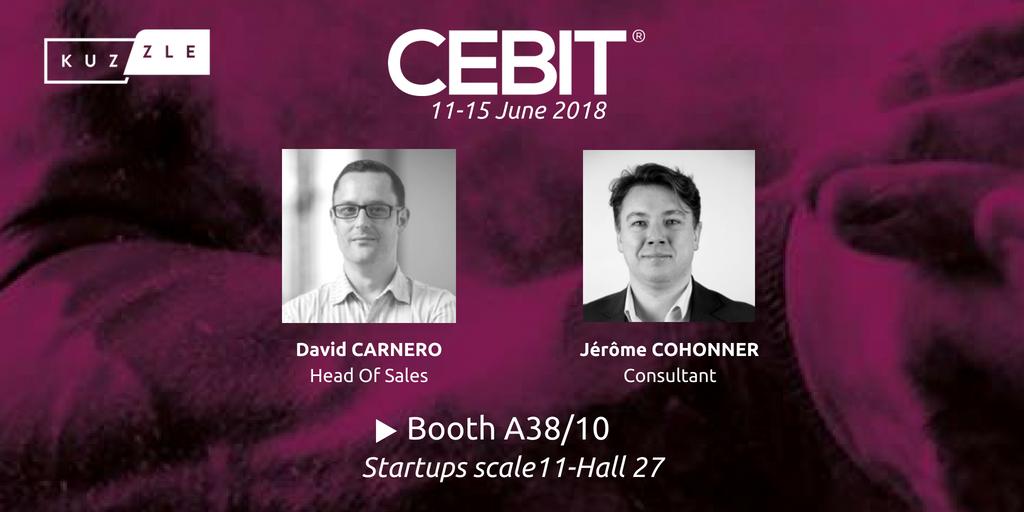 Twitter Event_ meet the team at CEBIT 2018