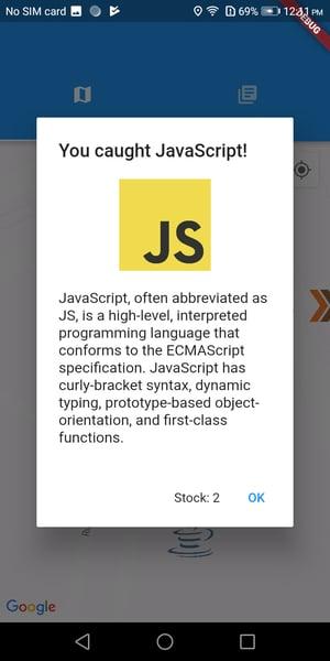 Javascript-got-caught-geo-game-app