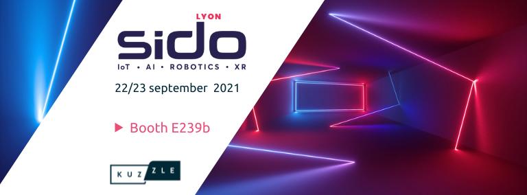 Meet our team at SIDO Lyon 2021