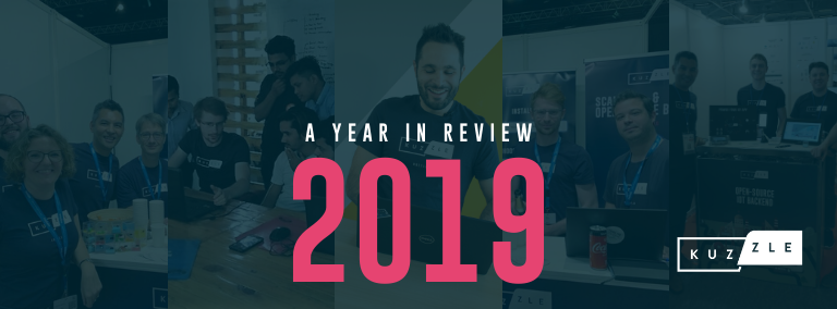 Kuzzle's 2019 Year in Review