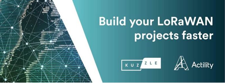 Kuzzle and Actility enter into a partnership to simplify the deployment of LoRaWAN projects