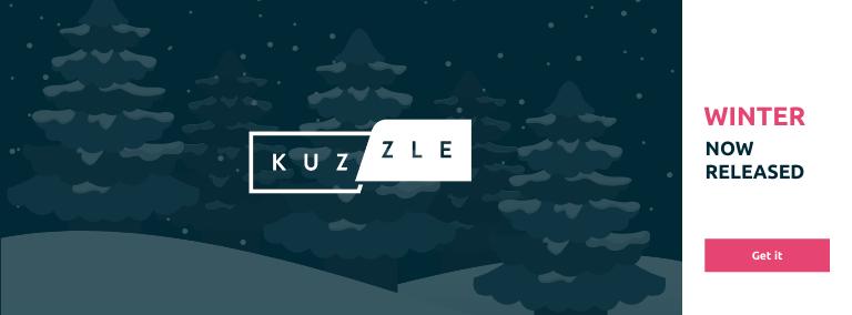 Kuzzle Winter Release 2021