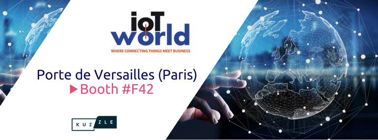 Featured Image Event IoT World Paris 2018