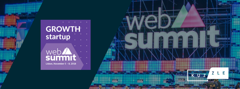 Meet us at Web Summit Lisbon 2018