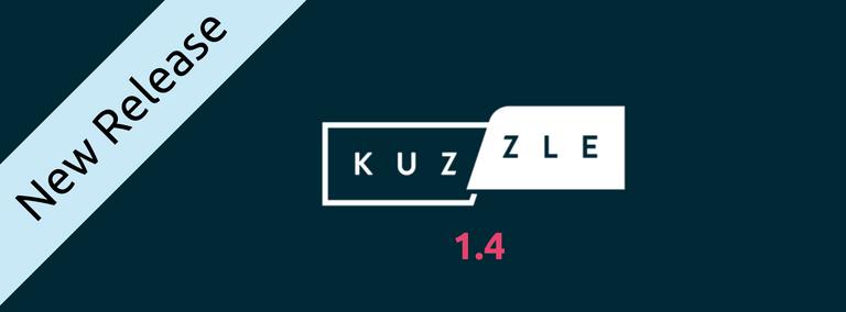 Release Kuzzle version 1.4