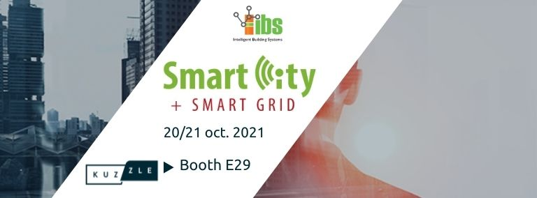 Meet us at Smart City+Smart Grid 2021