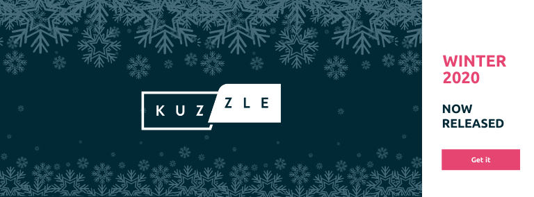 La Winter Release 2020 de Kuzzle