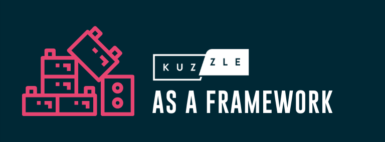 Kuzzle as a Framework: a brand new way of developing applications