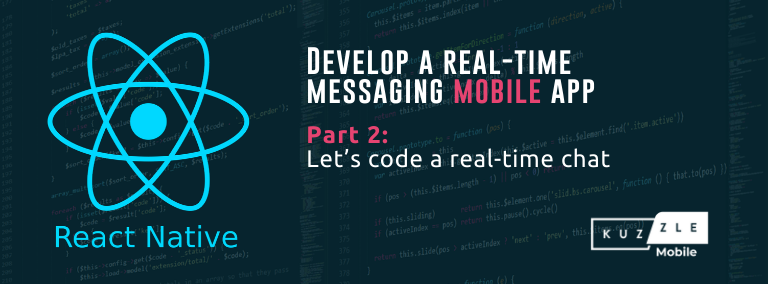 Let's code a real-time messaging mobile app with React Native
