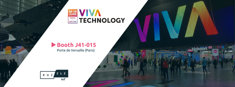 Come and meet us at Viva Technology Paris 2021