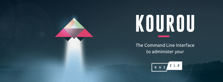 Kourou is coming or why you should use the Kuzzle CLI