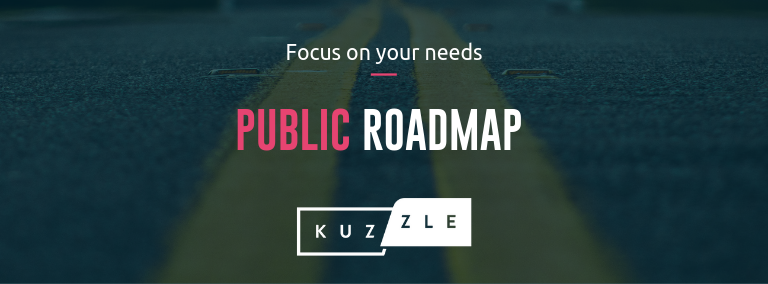 Kuzzle product roadmap is public