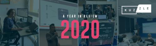L'année 2020 de Kuzzle
